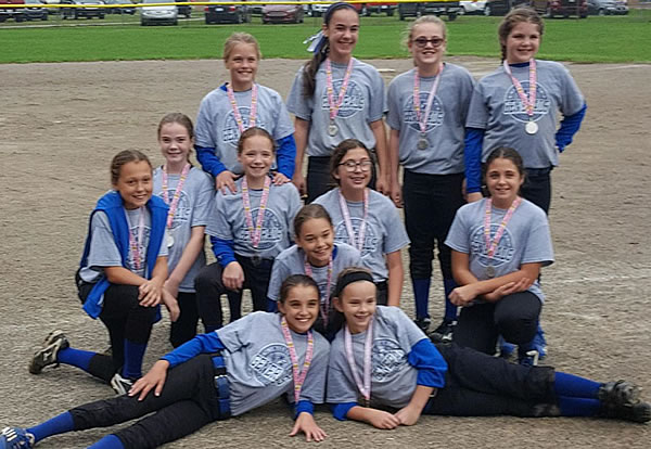12u 2nd Place in Jackson
